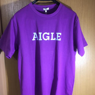 AIGLE - 新品 AIGLE ドライファーストTシャツ