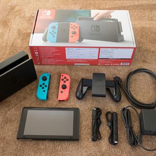 Nintendo Switch - ニンテンドースイッチ 本体 美品