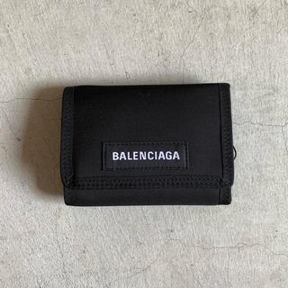 バレンシアガ(Balenciaga)の【新品】BALENCIAGA バレンシアガ 新作 2019SS エクスプローラー(折り財布)