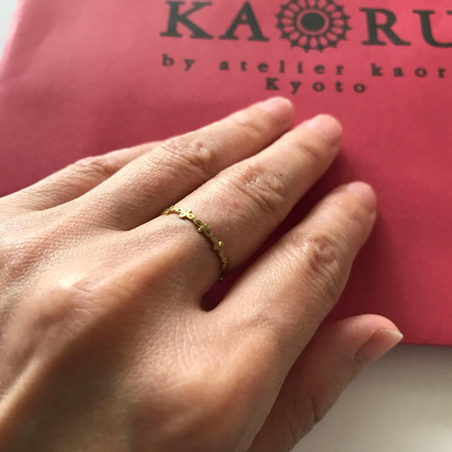 KAORU(カオル)のKaoru アトリエカオル リング 11号 レディースのアクセサリー(リング(指輪))の商品写真