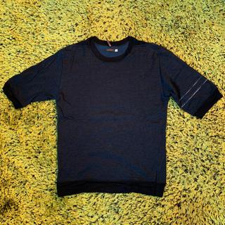 フルカウント(FULLCOUNT)のUsed Full Count コットン × レーヨン Tシャツ(Tシャツ/カットソー(半袖/袖なし))
