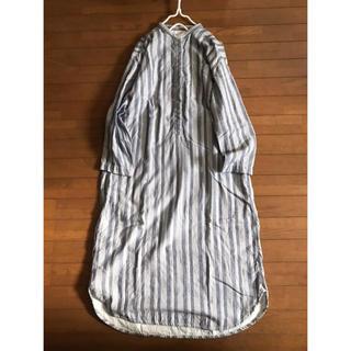 ムジルシリョウヒン(MUJI (無印良品))の未使用◎無印 クルタ スリーパー 無印良品 ルームウェア パジャマ(パジャマ)
