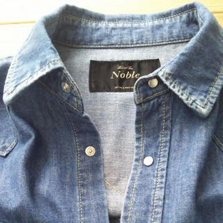 Noble - デニムシャツ