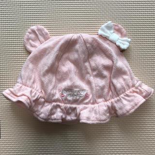 BeBe - Bebe 帽子 フリーサイズ 女の子