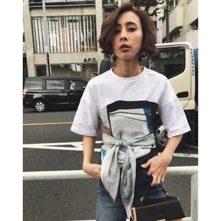 AMERI vintage デザインTシャツ