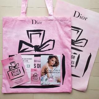 Christian Dior - ミスディオール トートバック