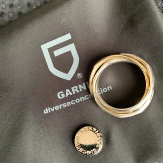 ガルニ(GARNI)のガルニ garni 三連リング(リング(指輪))