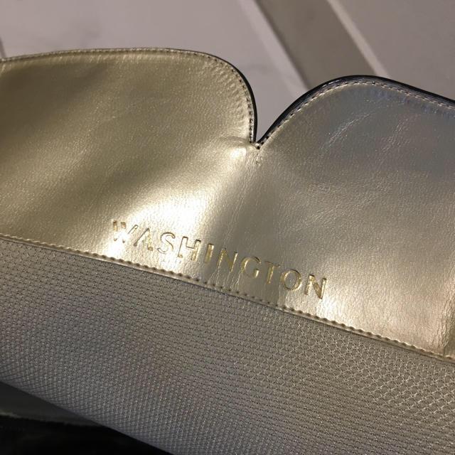 銀座ワシントン(ギンザワシントン)のレインブーツ ワシントン銀座 23.5 レディースの靴/シューズ(レインブーツ/長靴)の商品写真