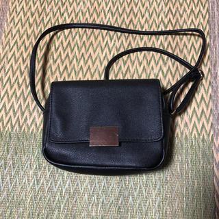 H&M - H&M シンプル バッグ