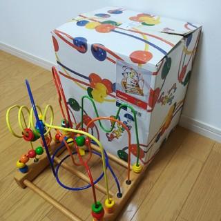 BorneLund - 美品☆箱付き☆ボーネルンド 知育玩具 ルーピング ビーズコースター チャンピオン