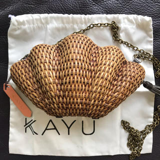 ALEXIA STAM - 定価半額!KAYU JANE クラッチバッグ