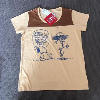 ユニクロ(UNIQLO)のUNIQLO スヌーピーTシャツ(Tシャツ(半袖/袖なし))