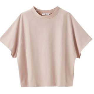 シマムラ(しまむら)のしまむら プチプラのあや ラグランTシャツ(Tシャツ(半袖/袖なし))