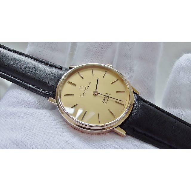 クロムハーツ コピー / OMEGA - アンティーク OMEGA オメガ 男性用 クオーツ腕時計 作動良好 B2138メの通販 by hana|オメガならラクマ