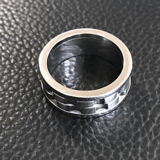エテ(ete)のete エテ SUS ステンレス スピナーリング 17号(リング(指輪))