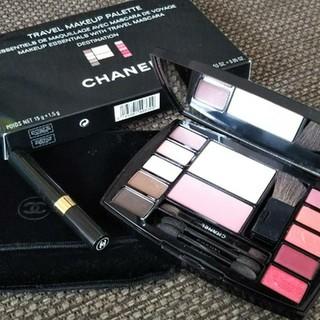 CHANEL - CHANEL メイクパレット 試しのみ 美品 シャネル メイク 化粧品
