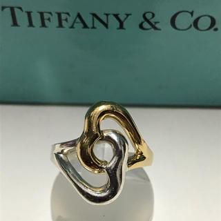 Tiffany & Co. - ティファニー  750&925  リング❤︎