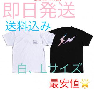 FRAGMENT - THUNDERBOLT FRAGMENT Pokémon Tシャツ 白 Lサイズ
