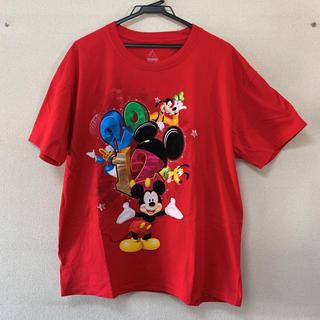 Disney - ディズニーランド2012 ディズニーワールド Tシャツ