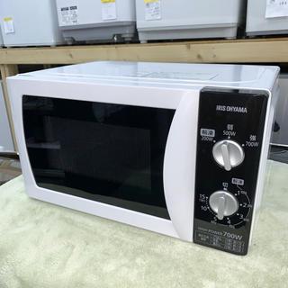 アイリスオーヤマ - ⭐︎IRIS OHYAMA⭐︎電子レンジ 2017年 超美品 大阪市近郊配送無料