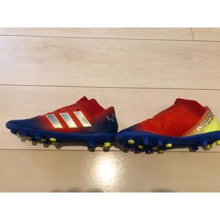 adidas - アディダス サッカースパイク メッシ ネメシス 20.0センチ