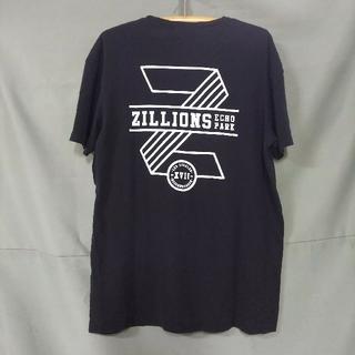 トップマン(TOPMAN)のロング丈 ビンテージ風 Tシャツ(Tシャツ/カットソー(半袖/袖なし))