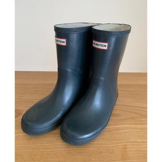 ハンター(HUNTER)の子供用 HUNTER ハンター 長靴 UK1 20.0cm(長靴/レインシューズ)