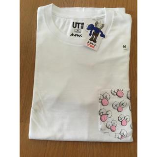 UNIQLO - UNIQLO KAWS コラボ Tシャツ 半袖 Mサイズ ユニクロ カウズ