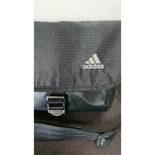 アディダス(adidas)のadidas☆ショルダーバッグ☆アディダス【ブラック】(ショルダーバッグ)