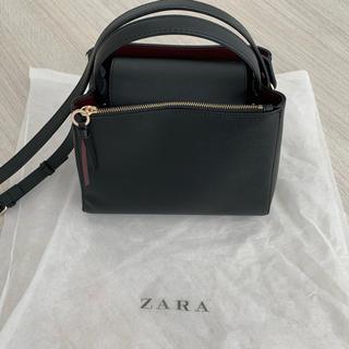 ZARA - ZARA ショルダーバック 黒
