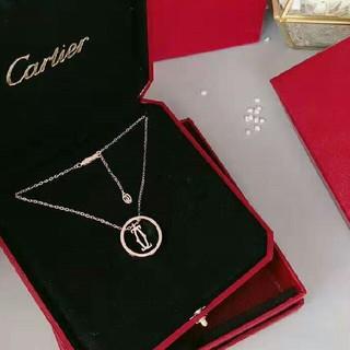 カルティエ(Cartier)のカルティエ ネックレス (ネックレス)