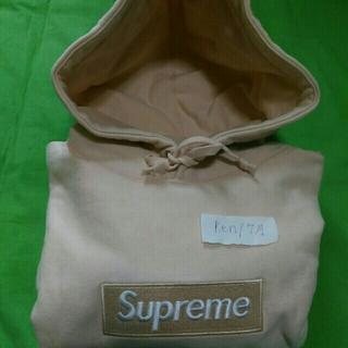 Supreme - supreme 16aw box logo peach M