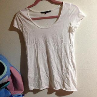 アズールバイマウジー(AZUL by moussy)のAZUL by moussy シンプルT(Tシャツ(半袖/袖なし))