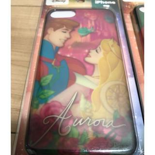 Disney - オーロラ  iphone7.iphone8  ソフトケース