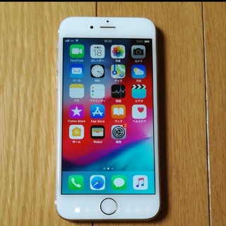 Apple - iPhone 6 64GB au バッテリー89%