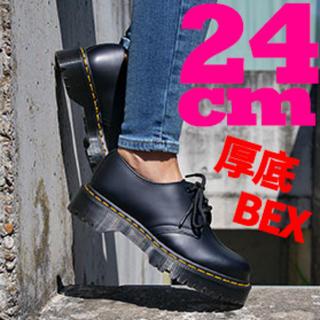 ドクターマーチン(Dr.Martens)の24cm 新品 ドクターマーチン 厚底 BEX ブーツ 3ホール サンダル(ブーツ)