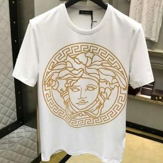 VERSACE - Versace ヴェルサーチ トップス Tシャツ ホワイト