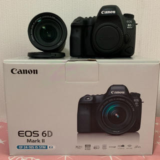 Canon - cannon 6D mark2