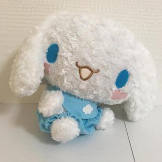 シナモロール(シナモロール)のサンリオ☆シナモロール ベビーエンジェル☆BIGぬいぐるみ(ぬいぐるみ)