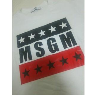 エムエスジイエム(MSGM)のMSGM キッズ10(140-150)(Tシャツ/カットソー)