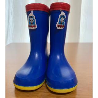 ◆美品◆長靴 レインブーツ キッズ トーマス 17cm(長靴/レインシューズ)