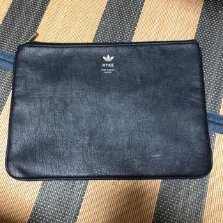 アディダス(adidas)のHYKE Adidas クラッチバッグ コラボ(セカンドバッグ/クラッチバッグ)