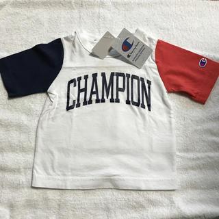 チャンピオン(Champion)の新品 Champion Tシャツ size100(Tシャツ/カットソー)