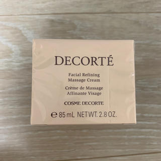 コスメデコルテ(COSME DECORTE)の新品未使用 コスメデコルテ  マッサージクリーム(フェイスクリーム)