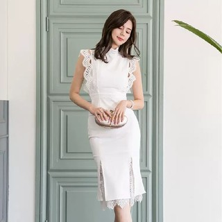 韓国ドレス セットアップ