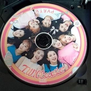 ウェストトゥワイス(Waste(twice))の2016 TWICE PV & TV DVD(アイドルグッズ)
