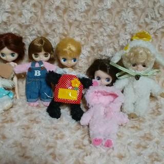 Takara Tomy - プチブライス 着ぐるみ系1 ブライス Blythe  doll  まとめて