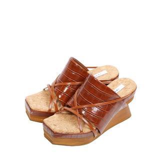 アメリヴィンテージ(Ameri VINTAGE)のAmeri VINTAGE サンダル レディースシューズ 靴 スリッパ 厚底(サンダル)