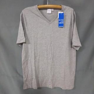 トップマン(TOPMAN)のメンズVネックTシャツ(Tシャツ/カットソー(半袖/袖なし))