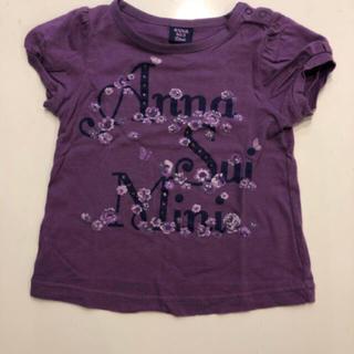 ANNA SUI Mini 90センチ 80センチ 半袖Tシャツ アナスイミニ